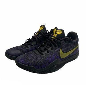 NIKE   Kobe Mamba Rage Lakers City Edition Shoes